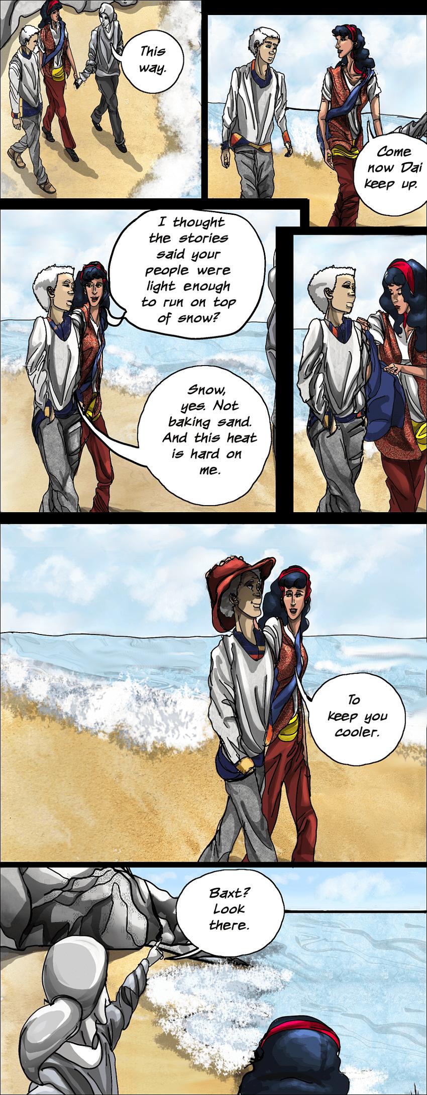 Seaside Perambulations